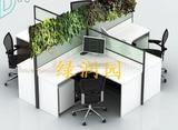 办公植物屏风